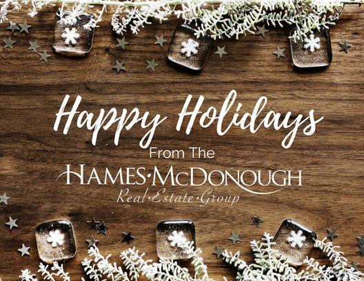 Hames/McDonough Holidays 2017 Direct Mail PC