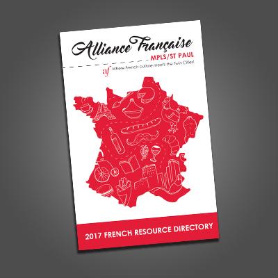 2017 Alliance Francaise Directory