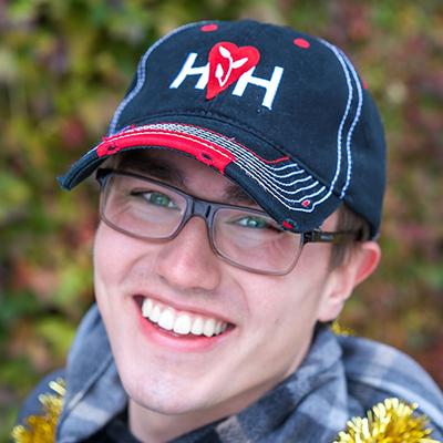 Healing Haiti Distressed Hat $25