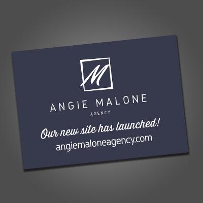 Malone Agency Mailer