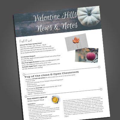 Hames Valentine Hills Direct Mail