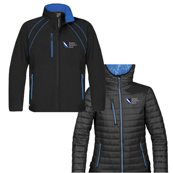 Energy Product Sales Jackets