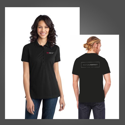 Picture Perfect Polos and Tees