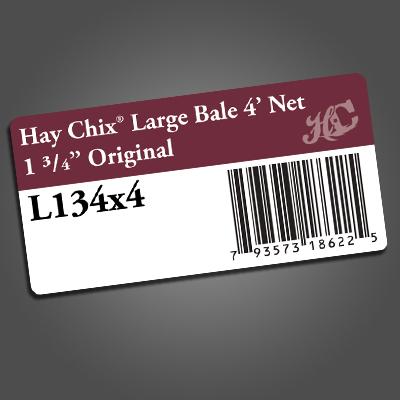 Haychix COLOR UPC Labels