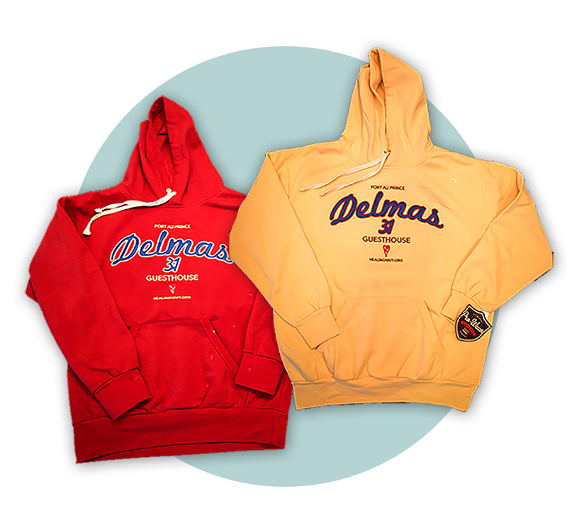 CLEARANCE! Delmas 31 Guesthouse Sweatshirt $38