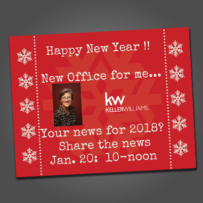 Alter Home Team New Year Mailer