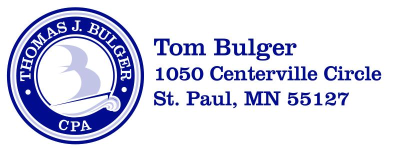 Bulger Address Labels