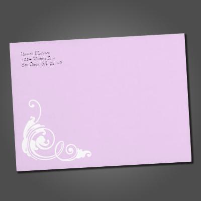 A7 Envelope