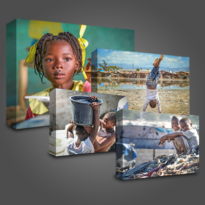 Gallery Wrapped Canvas Prints