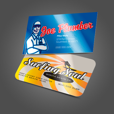 Luster Gloss Cards