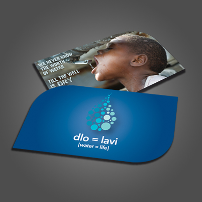 Leaf Business Cards