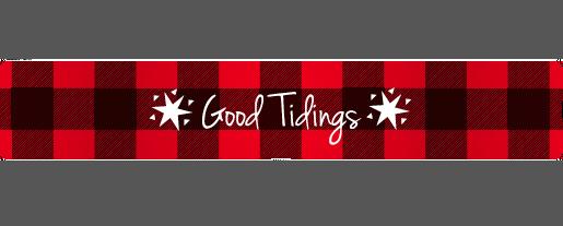 Good Things Window Clings