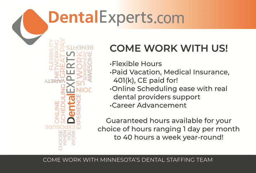 Dental Experts 4x6 Mailer