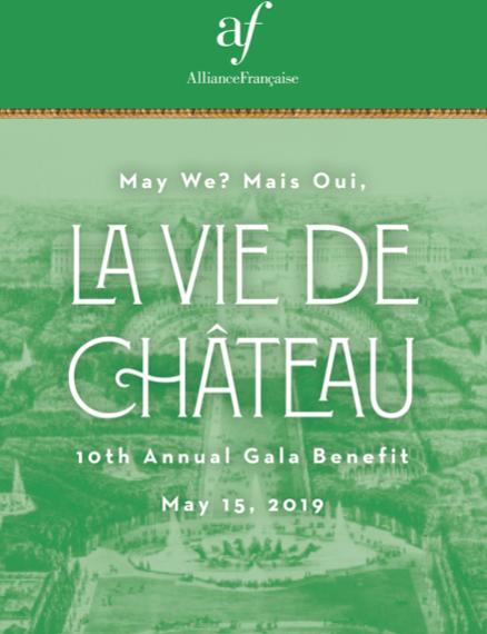 Alliance Francaise Gala Booklet