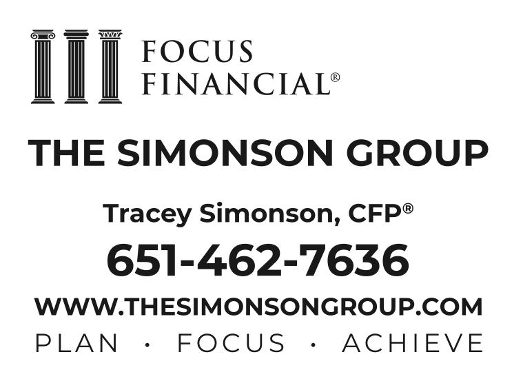 focus financial Window graphics