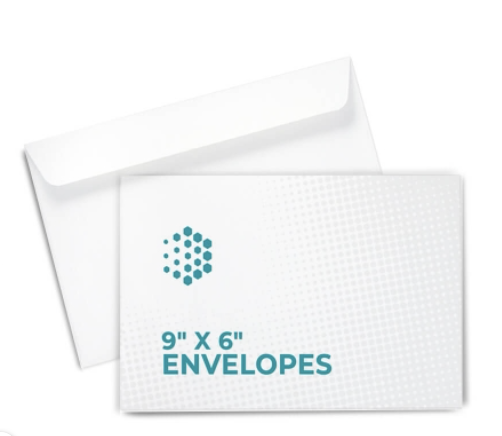 6x9 Digital Envelope