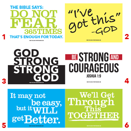 Encouragement Signs