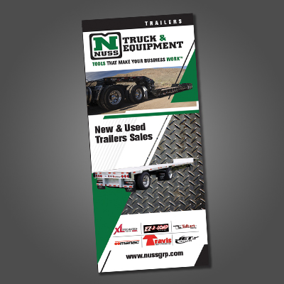 Nuss About Us Brochures