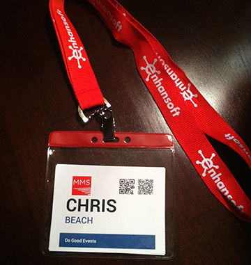 MMS-Event Name Badges