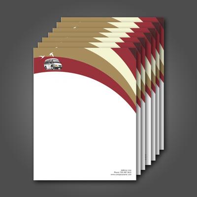Letterhead-70# Opaque