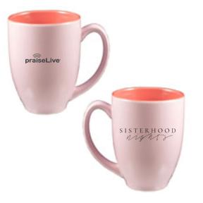 Praiselive Sisterhood Mugs